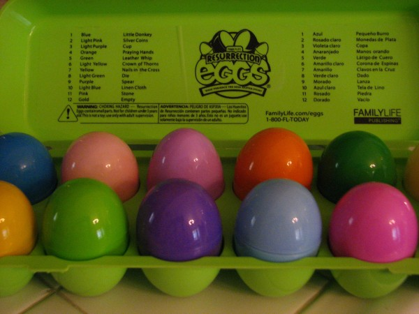 Resurrection Eggs 1