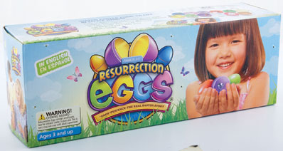 Resurrection Eggs box